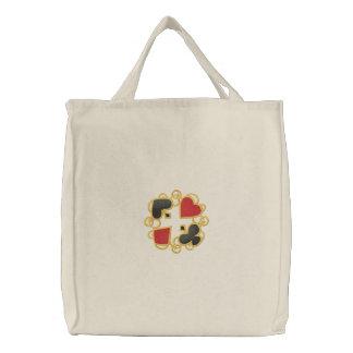 Casino Luck Canvas Bag