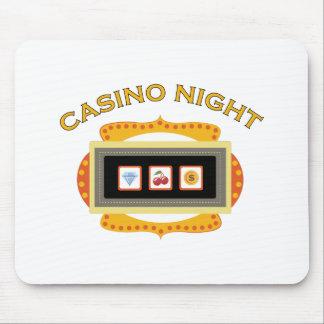 Casino Night Mouse Pad