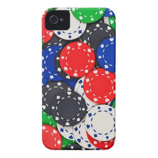 Casino poker chips Case-Mate iPhone 4 case
