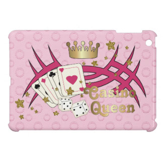 Casino Queen iPad Mini Cases