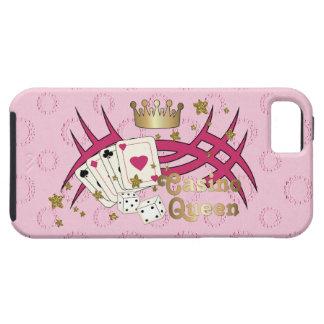 Casino Queen iPhone 5 Case