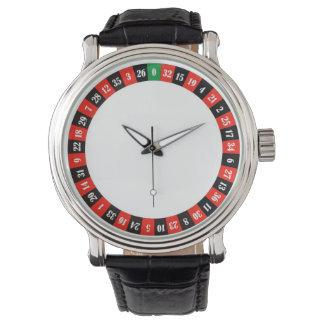casino roulette wheel watch