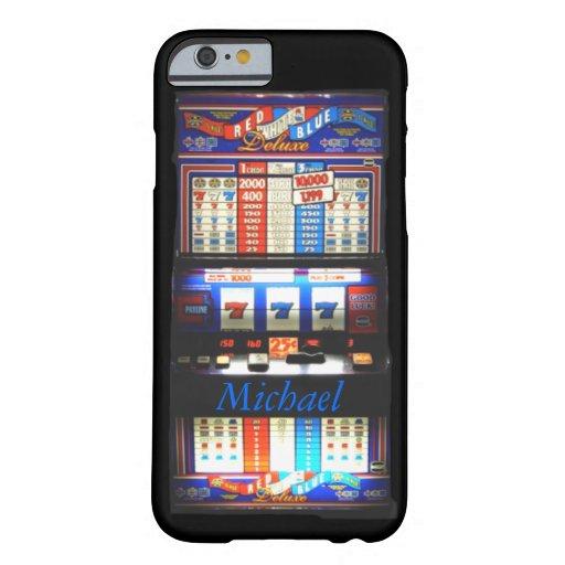 Casino Slot Machine iPhone 6 Case