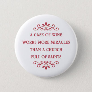 Cask of Miracles -cf 6 Cm Round Badge