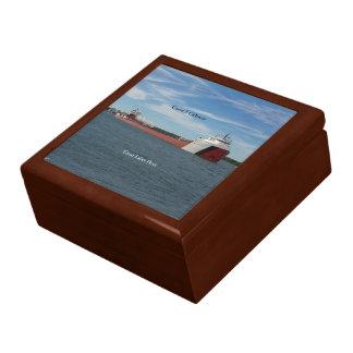 Cason J. Callaway keepsake box