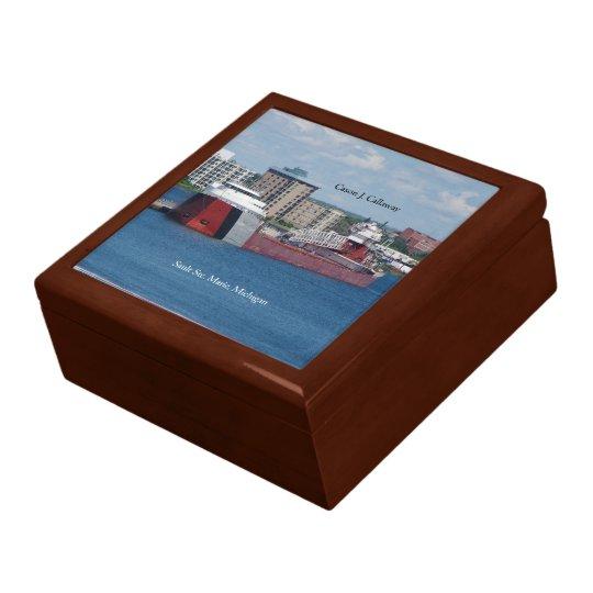 Cason J. Callaway Soo keepsake box