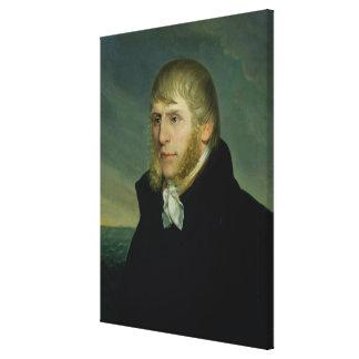 Caspar David Friedrich  c.1810-20 Canvas Print