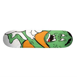 Casper and Monster Skate Board Deck