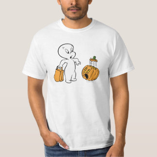 Casper and Pumpkin 2 T-Shirt