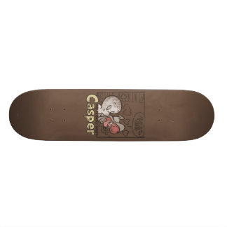 Casper and Wendy Skate Board Deck