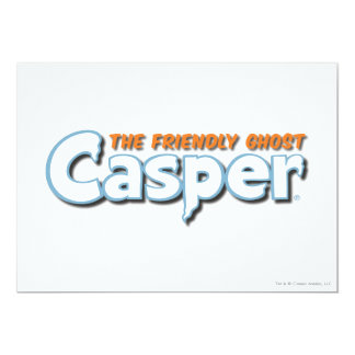 Casper Basic Logo Card