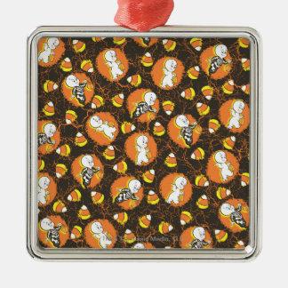 Casper Candy Corn Christmas Ornament