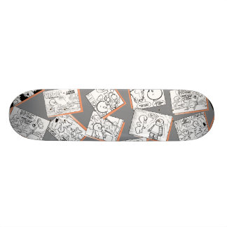 Casper Comics 21.3 Cm Mini Skateboard Deck