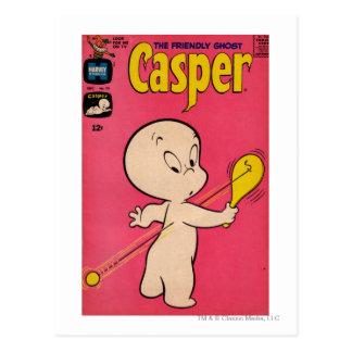 Casper Cover 2 Postcard