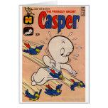 Casper Cover 3 Greeting Card