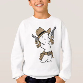 Casper Cowboy Sweatshirt