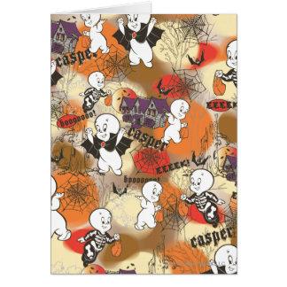 Casper EEEEEK! Card