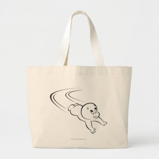 Casper Flying Large Tote Bag