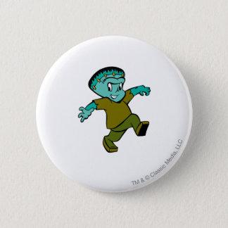 Casper Frankenstein 6 Cm Round Badge