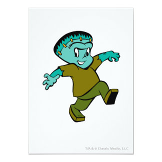 Casper Frankenstein Card