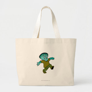 Casper Frankenstein Large Tote Bag