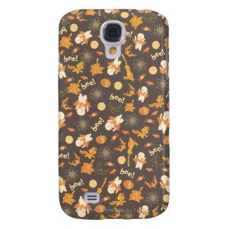 Casper Halloween Collage Galaxy S4 Case