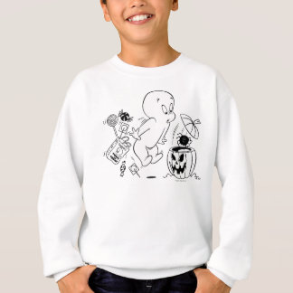 Casper Halloween Spider Scare Sweatshirt