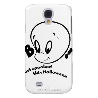 Casper Halloween Spooked Galaxy S4 Case