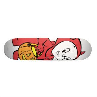 Casper in Devil Costume Skate Board Decks