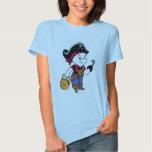 Casper in Pirate Costume T-shirts