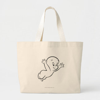 Casper PFlying Pose 4 Tote Bags