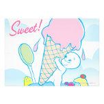 Casper Sweet Ice Cream Announcements