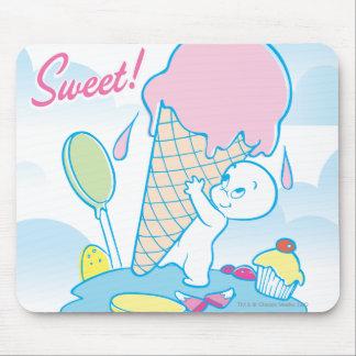 Casper Sweet Ice Cream Mouse Mat