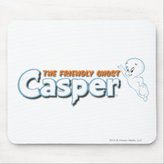 Casper The Friendly Ghost Logo 1 Mouse Pad