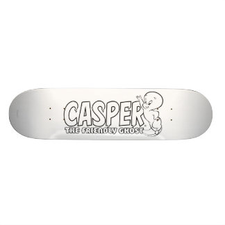 Casper the Friendly Ghost Logo 2 Skate Board