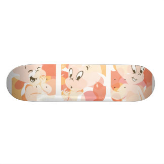 Casper Totally Transparent Skateboard Deck