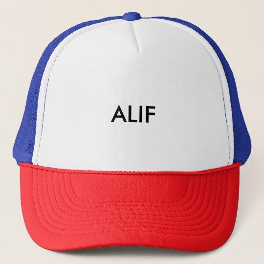 Casquelle ALIF Trucker Hat