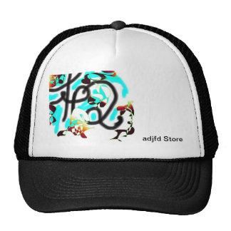 Casquette flash mesh hat