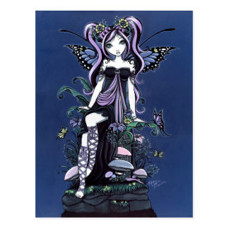 Cassandra Flower Fairy Postcard