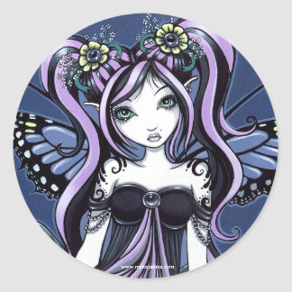 Cassandra Flower Fairy Stickers