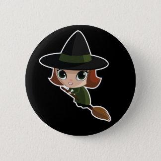 Cassandra The Witch 6 Cm Round Badge