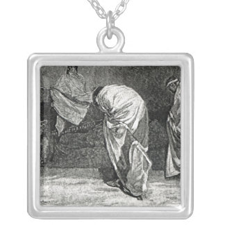 Cassell's Illustrated History of England' Silver Plated Necklace