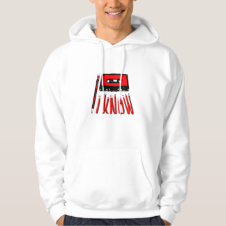 Cassette and Pencil Sweatshirt