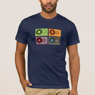 Cassette Colors Shirt