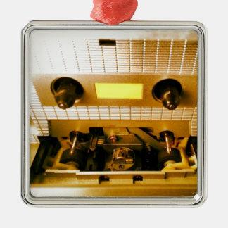 Cassette Deck Christmas Tree Ornaments