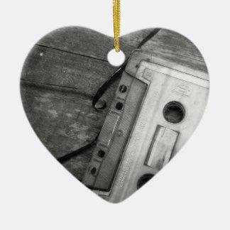 cassette ornament