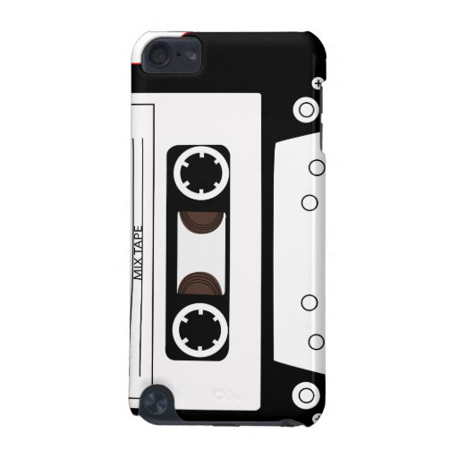 cassette ipod case iPod touch (5th generation) cover