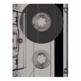Cassette Postcard