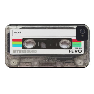cassette record music retro sound tape song songs iPhone 4 cases