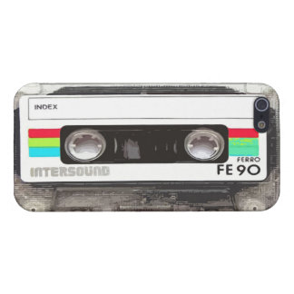 cassette record music retro sound tape song songs cover for iPhone 5